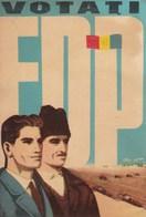 Romania, 1965, Vintage Pocket Calendar - Popular Democracy Party, F.D.P. - Documentos Históricos