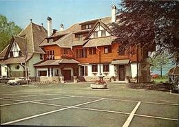 MEYRIEZ-MORAT Hotel Restaurant Le Vieux Manoir Hans Buol Auto Foto J. Schlemmer Montreux - FR Fribourg
