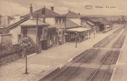 Athus Gare CP - Aubange