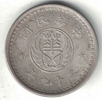 China Japan Puppet States 10 Fen – 29(1940) - China