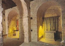 MONT SAINT-MICHEL (50) - Abbaye - Eglise Carolingienne - Yvon 10.50.0069 - Sans Date - Le Mont Saint Michel