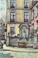 PK - Fontein Fontaine Manneken Pis - Brussel Bruxelles - Cartes Postales