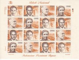 Indonesia 2003, People, Sheetlet, MNH** - Indonésie