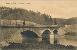 CPA - Belgique - Gendron-Celles - Pont Sur Lesse - Houyet