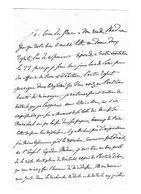 Comte Philippe-Paul De Ségur (1780 - 1873) LAS GENERAL HISTORIEN EMPIRE NAPOLEON AUTOGRAPHE AUTOGRAPH - Autogramme & Autographen