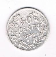 50 CENTIMES  1909 FR BELGIE /5342/ - 06. 50 Centimes