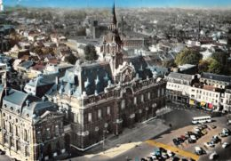 Roubaix - La Mairie - Vue Aérienne - Roubaix
