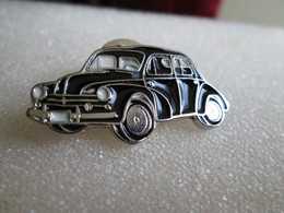 PIN'S  RARE  RENAULT  4 CV     Email A Froid - Renault