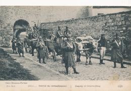 CPA - Belgique - 1914...convoi De Ravitaillement - Weltkrieg 1914-18