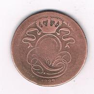 5 CENTIMES  1833 BELGIE /5348/ - 03. 5 Centimes
