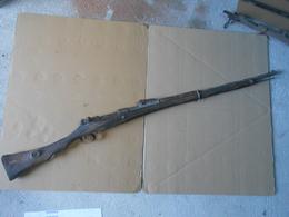 EPAVE MAUSER GEWEHR 98 - Armes Neutralisées