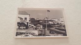 ANTIQUE PHOTO POSTCARD PORTUGAL FIGUEIRA DA FOZ - A TAMARGUEIRA DE BUARCOS CIRCULATED NO STAMP 1958 - Coimbra