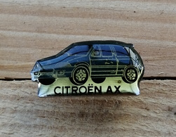 Pin's / Pins / Thème : Automobile / Citroën / AX - Citroën