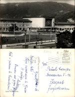 GRAZ HAUPTBAHNHOF,AUSTRIA POSTCARD - Graz