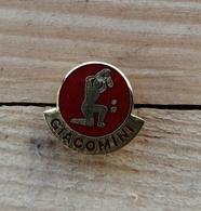Pin's / Pins / Beau Et Rare / Thème : Plomberie, Chauffage / GIACOMINI (Robinetterie Chauffage) - Badges