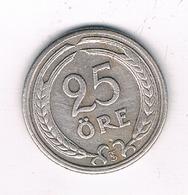 25 ORE  1947  ZWEDEN  /5360/ - Suède