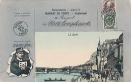 CPA - Belgique - Mandat De La Poste De Dinant - Dinant