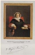 AM14 Advertising - Madame Veuve Clicquot Ponsardin By Leon Cogniet - Champagne - Advertising