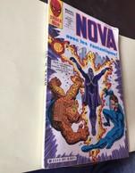 NOVA N° 101 - LES 4 FANTASTIQUES - EDITIONS LUG - JUIN 1986 - BON ETAT - Nova