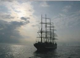 AM14 Shipping - Sailing Ships, Kruzenstern - Segelboote