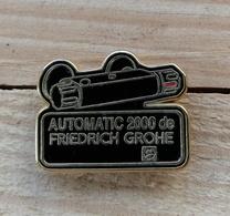 Pin's / Pins / Beau Et Rare / Thème : Plomberie, Chauffage / AUTOMATIC 2000 De FRIEDRICH GROHE (Robinet Thermostatique) - Badges