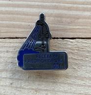 Pin's / Pins / Beau Et Rare / Thème : Plomberie, Chauffage / RELEXA De FRIEDRICH GROHE (Douchette) - Badges