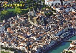 BAYONNE : Vue Aérienne - Bayonne