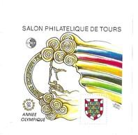 CNEP Salon Philatélique De Tours 92 - CNEP