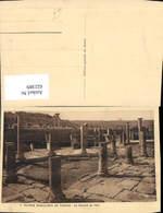 622389,Ruines Romaines De Timgad Le Marche De L Est Algeria - Algerien