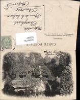 622387,Miliana Zucchabar Le Jardin Publique Algeria - Algerien
