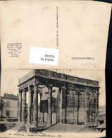 622382,Tebessa Ruines Du Temple De Minerve Tempel Algeria - Ohne Zuordnung