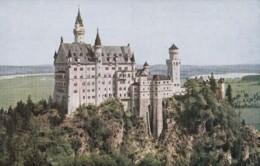 AN24 Schloss Neuschwanstein Von Der Marienbruecke Gesehen - Germany