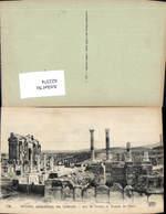 622374,Ruines Romaines De Timgad Arc De Trajan Et Temple Du Genie Algeria - Algerien