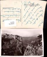 622371,Constantine Sortie Des Gorges Du Rhumel Et Pont Sidi-MCid Brücke Algeria - Ohne Zuordnung