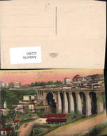 622363,Constantine Le Pont Sidi-Rached Brücke Algeria - Algerien