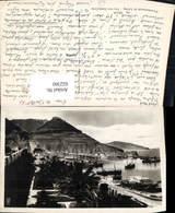 622360,Foto Ak Oran Promenade De Letang Vue Vers Santa-Cruz Schiffe Algeria - Algerien