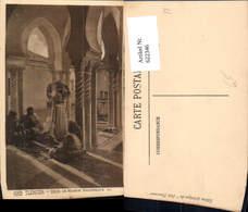 622346,Tlemcen Cour De Maison Mauresque Volkstypen Algeria - Algerien