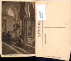 622346,Tlemcen Cour De Maison Mauresque Volkstypen Algeria - Ohne Zuordnung