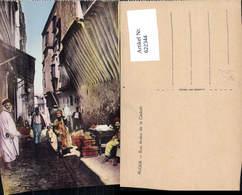 622344,Alger Algier Rue Arabe De La Casbah Algeria - Ohne Zuordnung