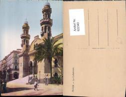 622343,Alger Algier La Cathedrale Algeria - Algerien