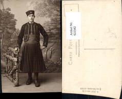 622342,Algerie Alger Mann Volkstypen Typ Pub E. Geay Algeria - Algerien
