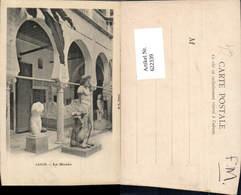 622339,Alger Algier Le Musee Statue Algeria - Algerien