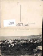 622333,Alger Algier Vue Generale Prise De Mustapha Algeria - Algerien