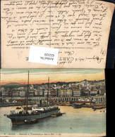 622320,Alger Algier Panorama Et Transatlantique Dans Le Port Schiff Dampfer Algeria - Algerien