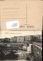 622316,Alger Algier La Boulevard Et Les Quais Algeria - Ohne Zuordnung