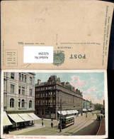 622294,Cardiff Park Hall Buildings Queen Street Straßenbahn United Kingdom - Ohne Zuordnung