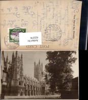 622278,Canterbury Cathedral United Kingdom - Ohne Zuordnung