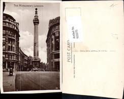 622275,London The Monument United Kingdom - Ohne Zuordnung