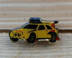Pin's / Pins / Thème : Automobile / Citroën / TOTAL - Citroën