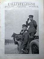 L'Illustrazione Italiana 22 Luglio 1917 WW1 Duca Connaught Kerenski Philadelphia - Guerra 1914-18